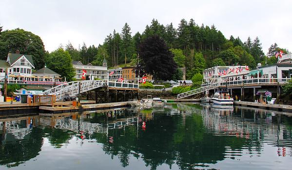Roche Harbor - San Juan Island - Washington State