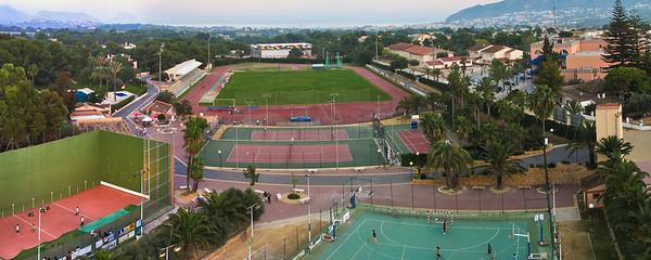 L'Alfàs del Pi - Polideportivo Municipal