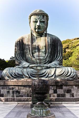 KAMAKURA BUDA AMITABHA - Japan - Nippon - Japon