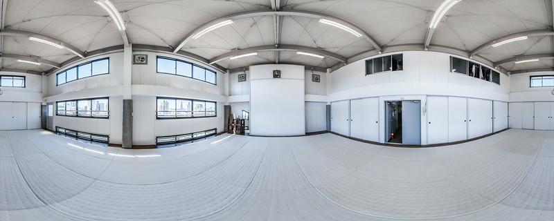 Sub Dojo Floor 4 - Aikido Hombu Dojo