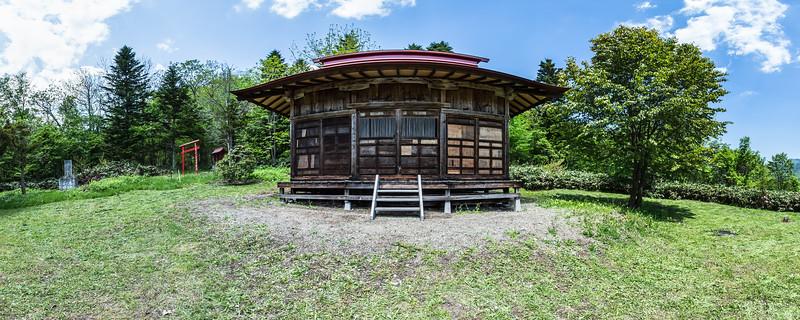Kamishirataki Shrine