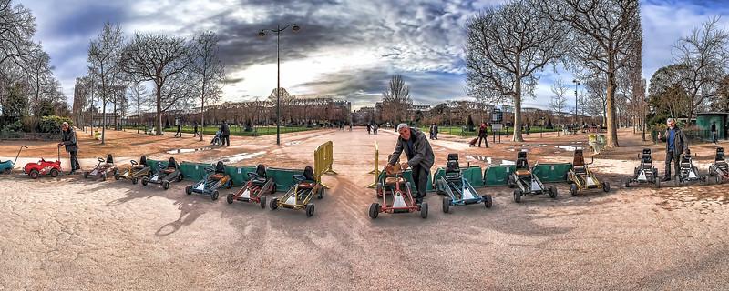 Kids Pedal Cars – (Av. Charles Risler)