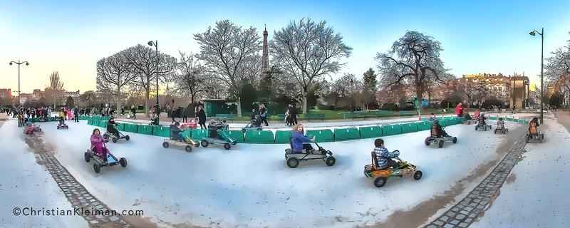 Kids Pedal Cars - (Av. Charles Risler)