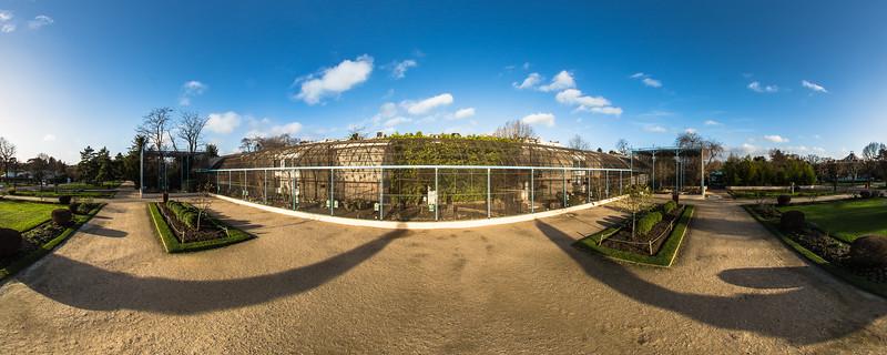 La Grande Volière - Le Jardin d'Acclimatation