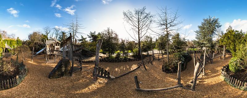 Aventures Forestières - Le Jardin d'Acclimatation