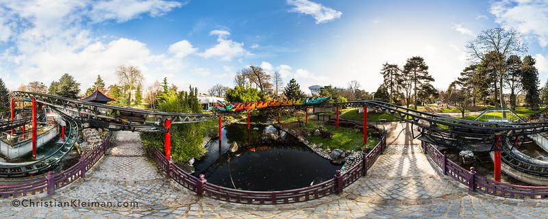 Le Dragon - Le Jardin d'Acclimatation