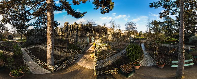 Le Potager - Le Jardin d'Acclimatation