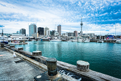 AUCKLAND VIADUCT