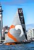 Departure Leg 5 - Auckland - Itajaí