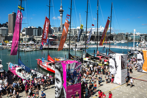 The New Zealand Herald In-Port Race