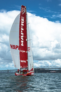 Auckland In-Port Training Race