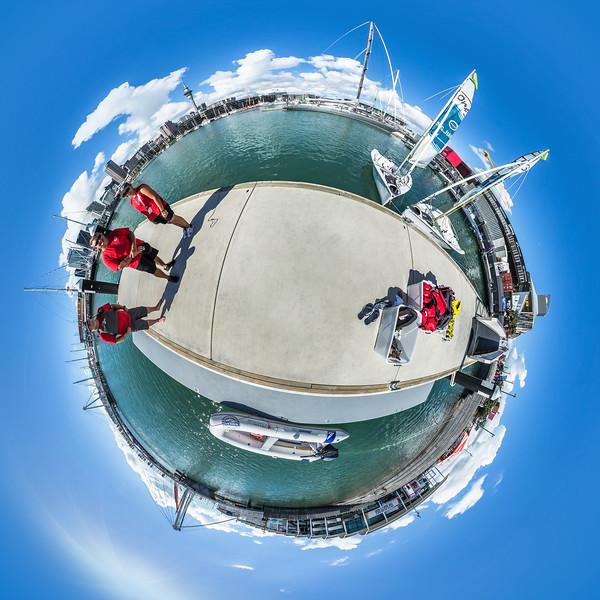 Volvo Sailing - Have a Go! - Race Village