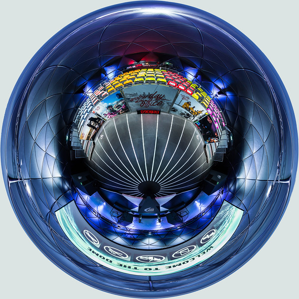 The Dome - 'Another Day at the Office' live show & 'Generation Volvo Ocean Race' Cinema