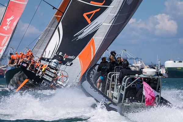 The New Zealand Herald In-Port Race Auckland