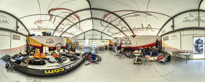 Abu Dhabi Ocean Racing Team - Maintenance Routines
