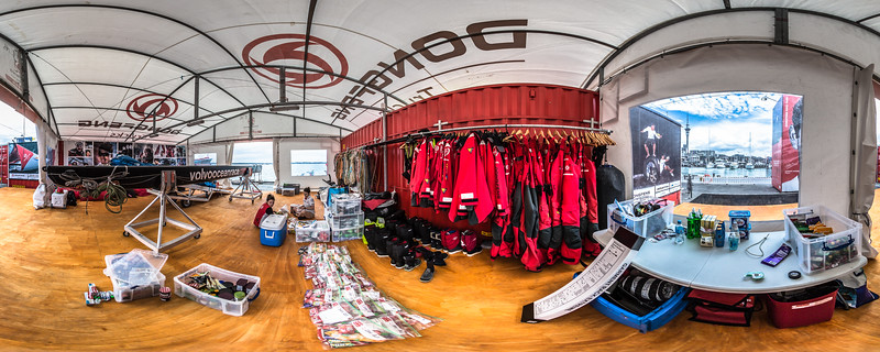 Dongfeng Racing Team - Maintenance Routines