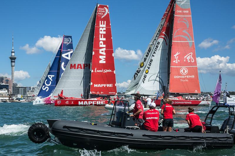 Maria Muiña  - Mapfre's In-house Photographer caught in action