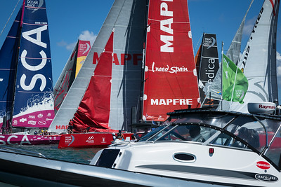 The New Zealand Herald In-Port Race Auckland