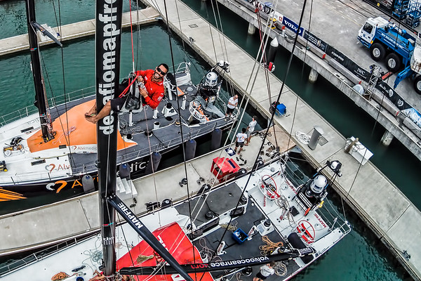 Team Mapfre - Maintenance Routines
