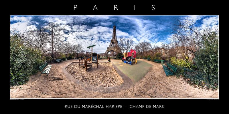Kids Playground – (Rue du Maréchal Harispe)