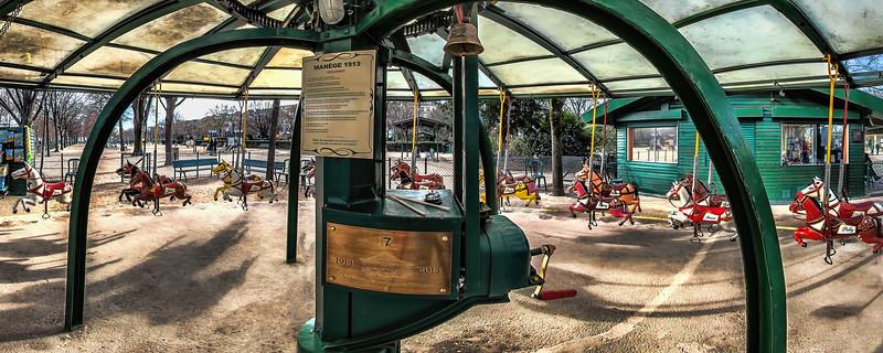 Carousel 1913 – (Av. Charles Risler- Av. Pierre Loti)