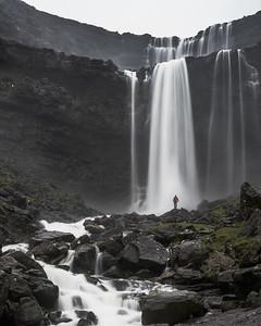 Faroe Islands Falling