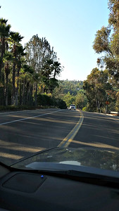 Rancho Santa Fe CA. is beautiful, almost there