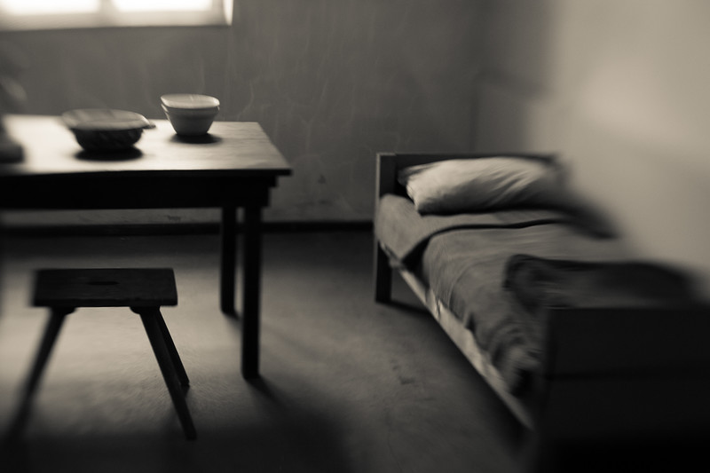 Some inmates, given positions of authority among the prisoners were provided with 'premium accommodations.'