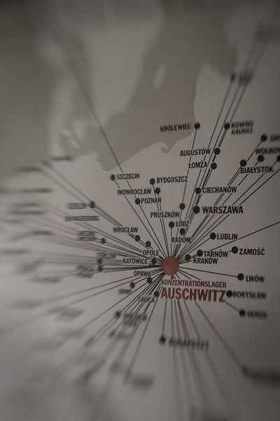 """For five long years the name """"Auschwitz"""" aroused fear among the populations of Nazi-occupied Europe."""