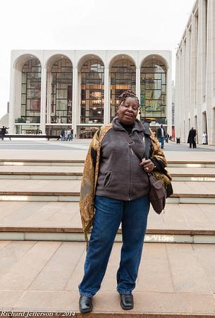 Visit to New York City