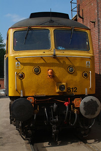 All time favourites. Class 47's. 47812 still going strong.