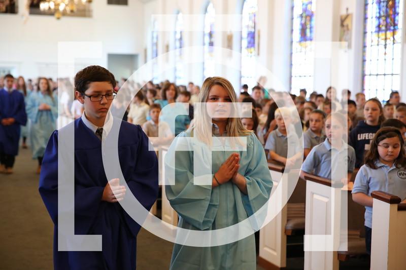 12 Visitation Graduation 2015