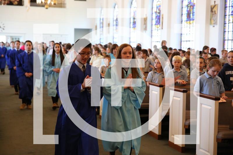 1 Visitation Graduation 2015