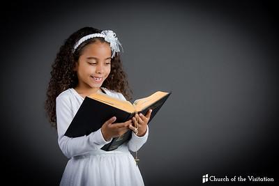Church of the Visitation.  2018 Communion.  visitationchurch-la.com