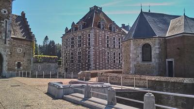 Chateau de Jehay - Août 2016