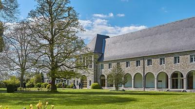 Visite de Chimay: l'abbaye et ses produits