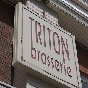 """Brasserie - Restaurant """"Triton"""" (Ekeren - Antwerpen)"""
