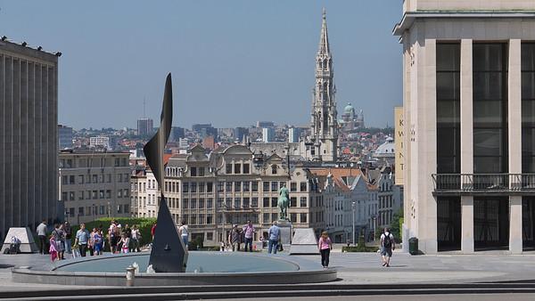 Bruxelles - Brussels (2011)