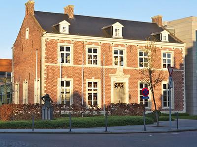 Damiaan Wandelpad - Tremelo - Gemeentenhuis