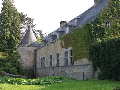 Ferme-château d'Evrehailles (Yvoir, Belgique)