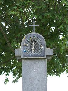 Petite chapelle mariale, Evrehailles (Yvoir, Belgique)