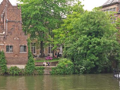 Gent - Tussen Grasbrug en Kleine Vismarkt