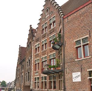 Gent - Grasbrug