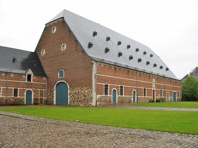 Randonnée à Jodoigne - 3 mai 2015 - Abbaye de la Ramée