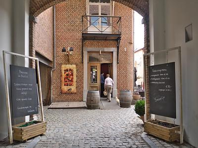 """Tongeren - Avril 2013 - Brasserie """"De Bazilik"""""""