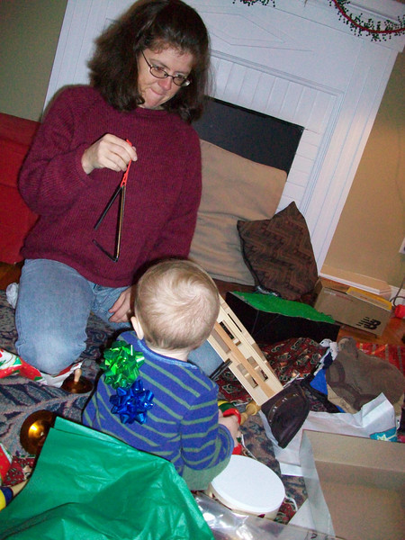 12/2008 Band-in-a-Box triangle; that string is going to be the first thing lost