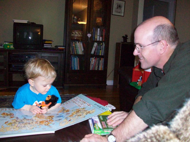 12/2009 More presents Atlas