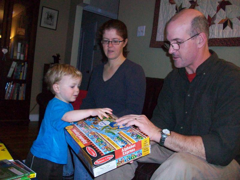 12/2009 More presents