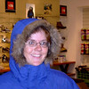 09/2003 Richmond Jen dressed for Siberia