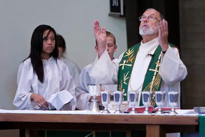 Fr. Michael Austin SJ - Aug 2012